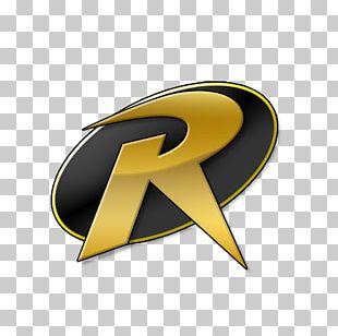 Robin Batman Nightwing Damian Wayne Logo PNG