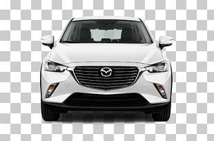 2016 Mazda CX-3 Car Mazda CX-5 Mazda3 PNG