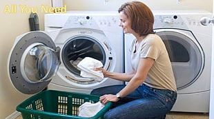 Washing Machines Laundry Detergent PNG