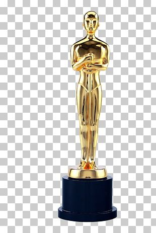 90th Academy Awards Trophy PNG