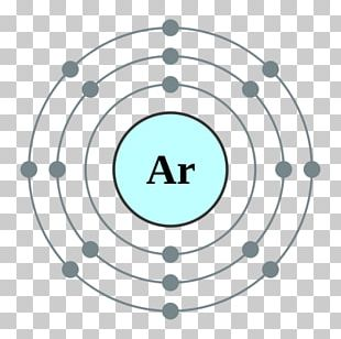 Bohr Model Atomic Number Silicon Chemical Element PNG