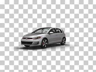 2017 Volkswagen Golf GTI Alloy Wheel Sports Car PNG