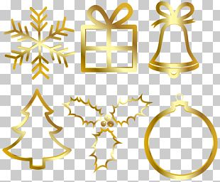 Christmas Chemical Element PNG