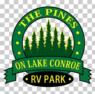 Lake Conroe RV Park Logo Brand PNG