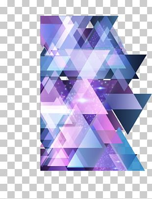 Triangle Geometry Block Geometric Abstraction PNG