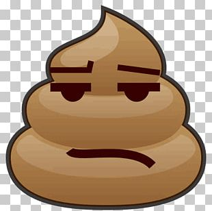 Pile Of Poo Emoji Feces Sticker PNG