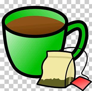 Tea Bag Coffee Cup PNG