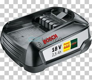 Electric Battery Ampere Hour Robert Bosch GmbH Lithium-ion Battery PNG