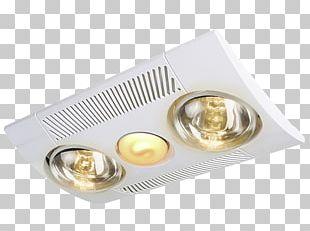 Lighting Bathroom Whole-house Fan PNG