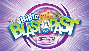 Bible Blast To The Past VBS God's Word Translation Vacation Bible School Love Of God PNG