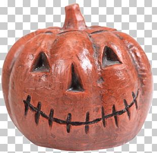 Jack-o'-lantern Sculpture Halloween Trick-or-treating Carving PNG