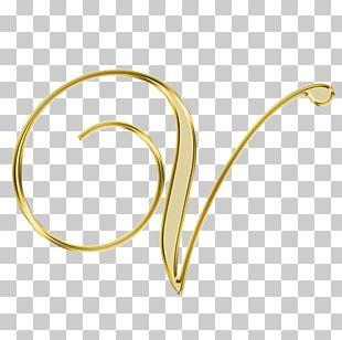 Letter Alphabet V Font PNG