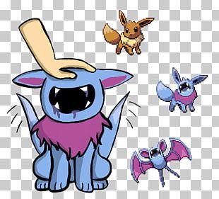 Eevee Pokémon Zubat Aerodactyl Lucario PNG