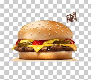 Whopper Hamburger Fast Food Burger King Cheeseburger PNG