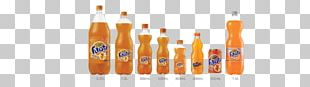 Fanta Orange Fruit Grape Drink PNG