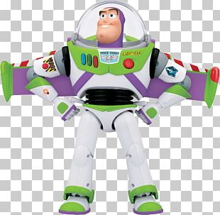 Buzz Lightyear Toy Story Action & Toy Figures Pixar PNG