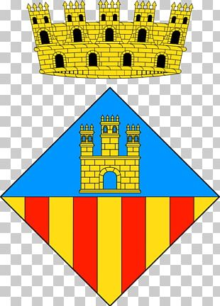 Escut De Castellar Del Vallès Coat Of Arms Escutcheon Blazon PNG