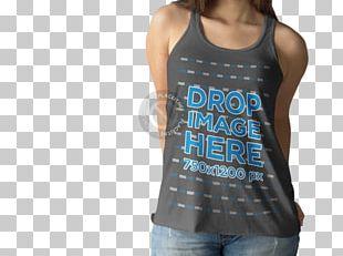 T-shirt Sleeveless Shirt Shoulder Outerwear PNG