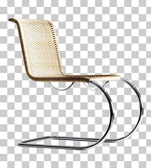 Barcelona Chair Bauhaus Brno Chair Cantilever Chair PNG