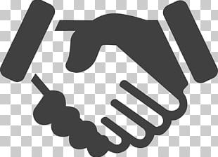 Computer Icons Handshake Business Management PNG