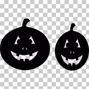 Jack-o'-lantern Halloween Cake PNG