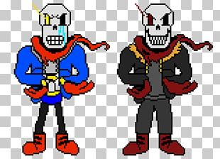 Undertale Sprite Papyrus Isometric Projection PNG, Clipart