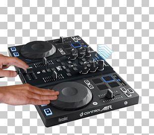 DJ Controller Disc Jockey Audio Mixers DJ Mixer Music PNG