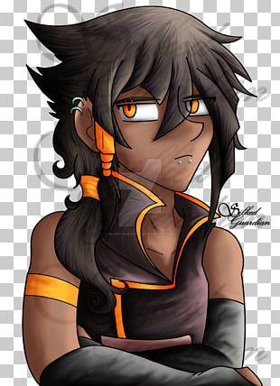 Homo Sapiens Black Hair Mangaka Legendary Creature PNG
