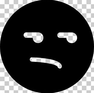 Smiley Emoticon Computer Icons Doubt Face PNG