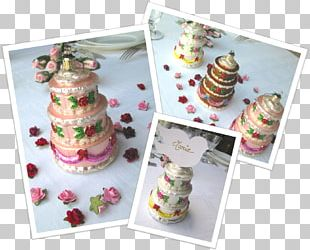 Buttercream Cake Decorating Product Film PNG
