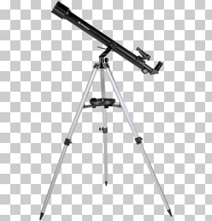Refracting Telescope Bresser Altazimuth Mount Camera PNG