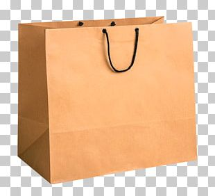 Paper Bag Shopping Bag PNG