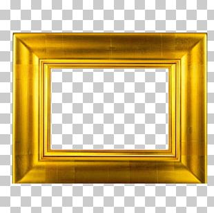 Frame Oil Painting Photography PNG