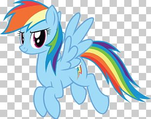 Pony Rainbow Dash Rarity Horse PNG