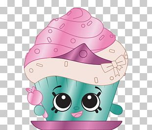 Cupcake Bakery Frosting & Icing Shopkins Bread PNG