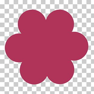 Hole Punch Flower Petal Paper Scrapbooking PNG