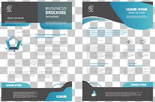 Flyer Business Brochure PNG