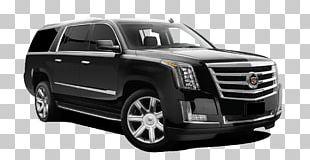 Sport Utility Vehicle Cadillac XTS Luxury Vehicle 2018 Cadillac Escalade PNG