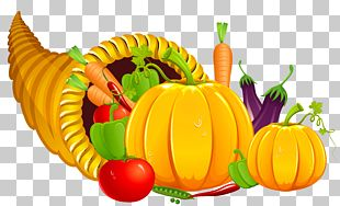 Cornucopia Thanksgiving PNG