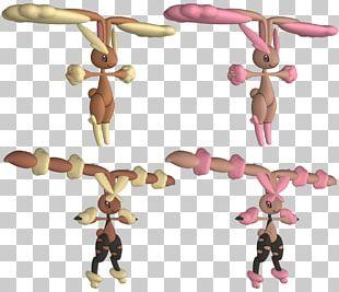 Pokémon X And Y Pokemon X Nintendo 64 GameCube Lopunny PNG