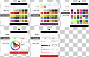 Color Picker Graphic Design Color Scheme Color Wheel PNG