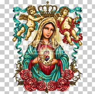 Religion Legendary Creature Our Lady Of Guadalupe Flower PNG
