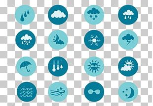 Weather Icon Design Icon PNG