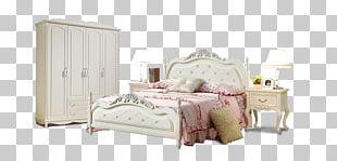 Bed Frame Bedroom Mattress PNG
