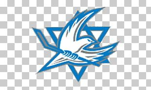 Israel National Ice Hockey Team Logo PNG