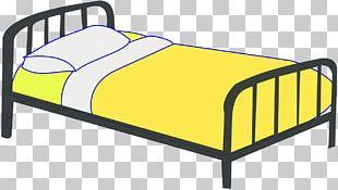 Bed Frame Platform Bed PNG