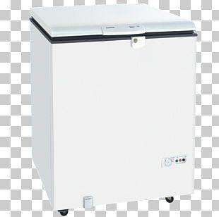 Horizontal Plane Defrosting Flash Freezing Refrigerator Consul S.A. PNG