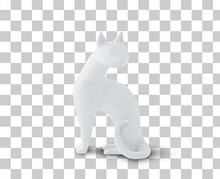 Whiskers Cat Animal Figurine Dog PNG
