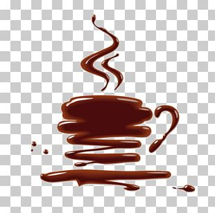 Coffee Cafe Logo PNG