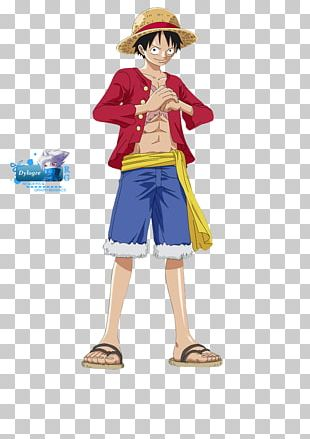 Monkey D. Luffy One Piece: Gigant Battle! 2 PNG